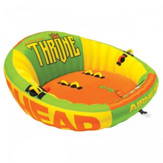 Airhead Throne 3 Inflatable Tube Action