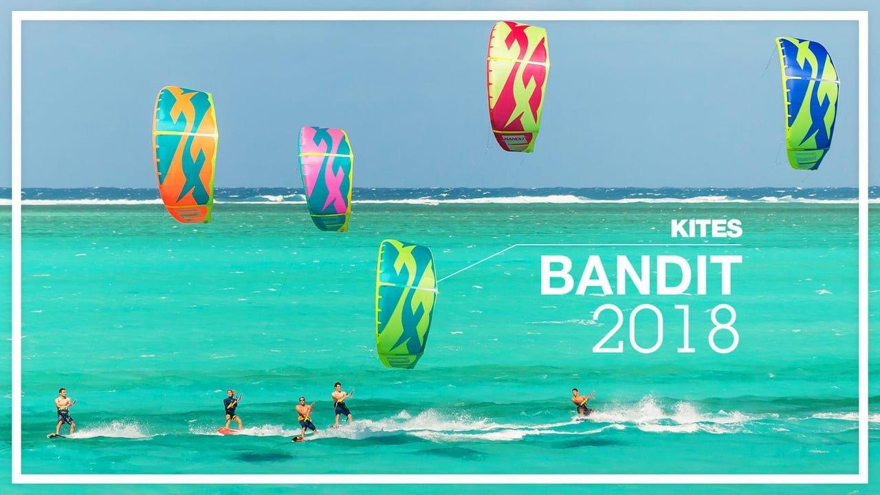 F-one bandit kite - kitesurfing