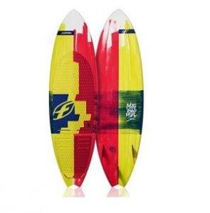 kitsurfing wave board
