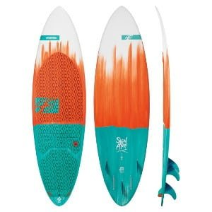 F-One Signature kitesurfing wave board