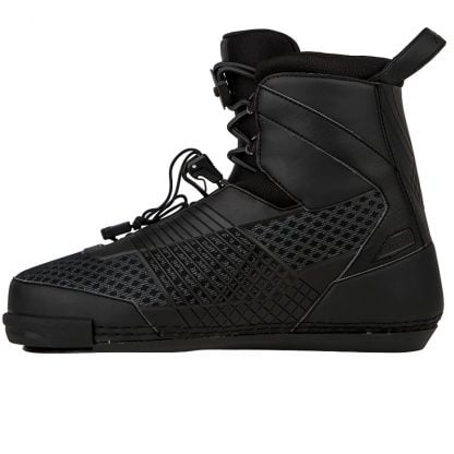 Radar-Profile waterski slalom boot