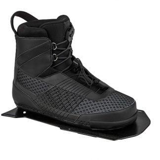 Radar-Profile waterski slalom boot