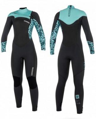 mystic diva wetsuit