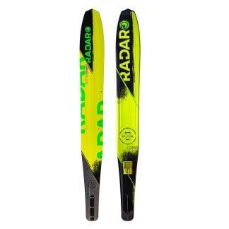 radar butter knife slalom ski