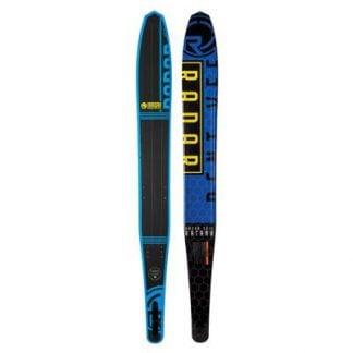 Radar Katana 2018 Matt Black electric Blue Slalom Ski