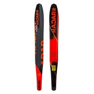 Radar Katana Slalom Ski 2017 Gun Metal Flourange