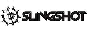 Slingshot kiteboarding and kitesurfing
