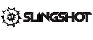 Slingshot kiteboarding and kitesurfing