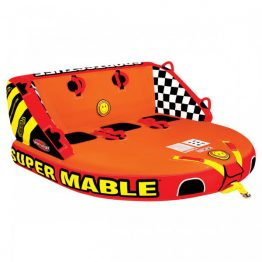 Sportsstuff Super Mable 3 Person 2 Way Towable Tube