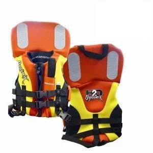 h20 infant neoprene lifejacket