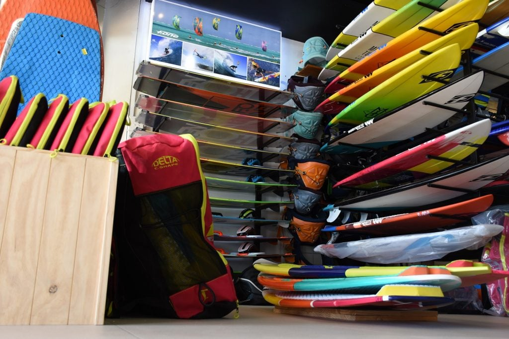 kiteboards, kite surfboards, directional surfboards, twin tips
