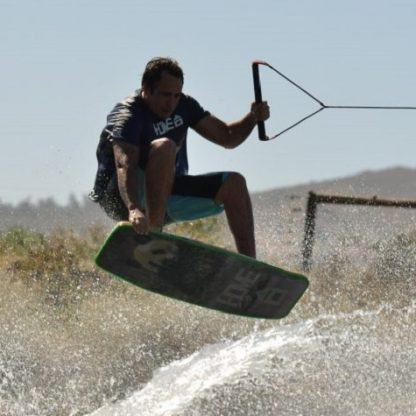 Wakeboarding in Cape Town, South Africa