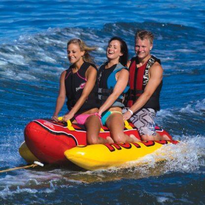 Airhead Hotdog Inflatable towable tube