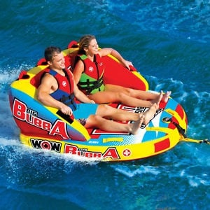 Wow Big Bubba 2 Person Inflatable Tube Watersports Warehouse