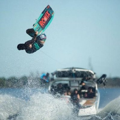 Wakeboardingin Cape Town, South Africa