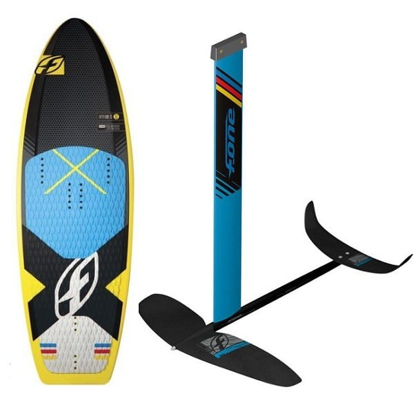 F-one Foils kitesurfing and wakeboard