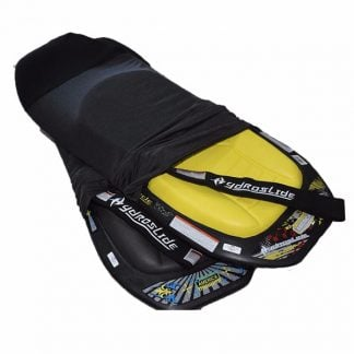 Kneeboard sock board bag