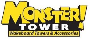 Monster tower logo