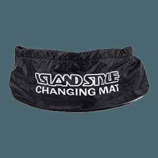 island style changing mat