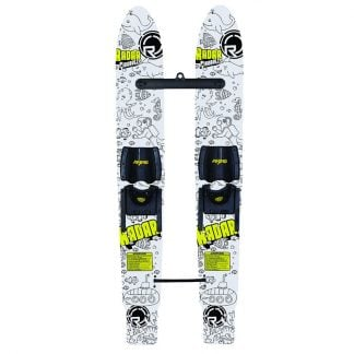 Radar Firebolt Jr Combo skis