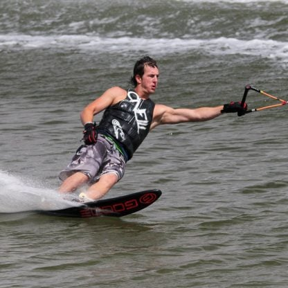slalom waterski wakeboard lessons