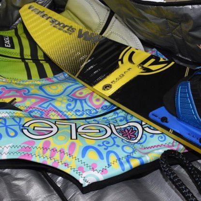Slalom Travel Bag