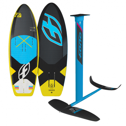 f-one foilboard and foil complete package