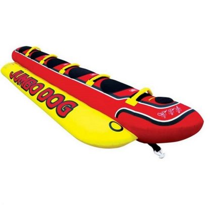 airhead jumbo dog inflatable tube