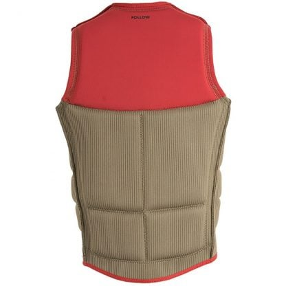 follow mitch pro mens impact vest