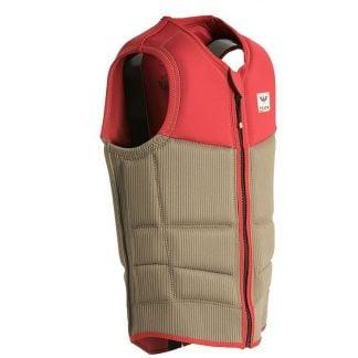 follow mitch pro mens impact vest