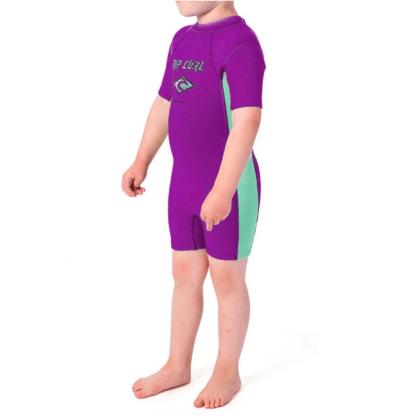 Groms 1.5mm Omega Short Sleeve Spring Suit