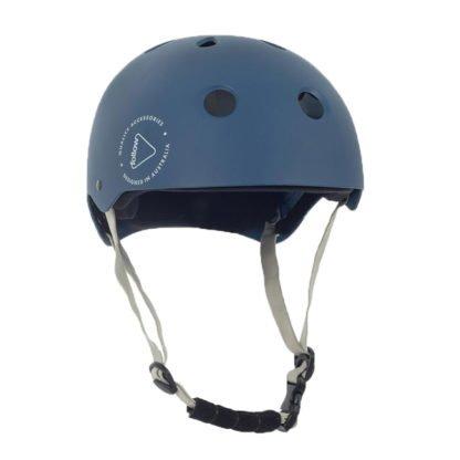Follow wake helmet