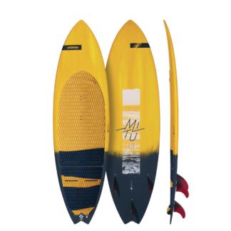 F-one mitu pro flex directional surf kiteboard