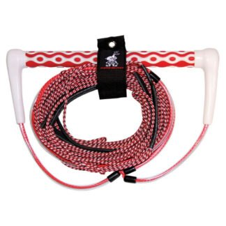 Dyna-core Wake boarding Rope and Handle