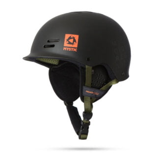 Helmet for all water sports behind the boat and for kiting.