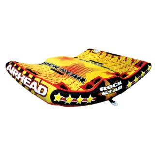 airhead rock star inflatable tube