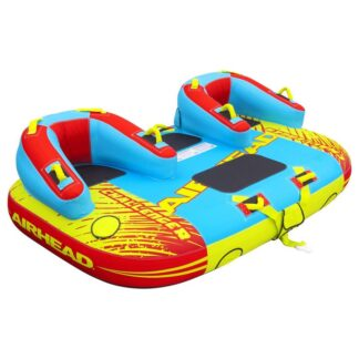 airhead challenger 1-3 person inflatable tube