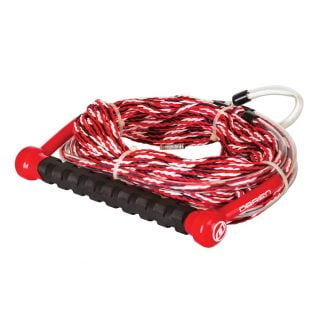 obrien 1-section deep-v ski combo rope and handle