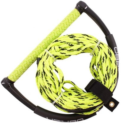 O'Brien 4-Section Poly-E Wake combo Rope & Handle