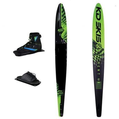 KD Krypton 2021 Slalom Ski with Bindings